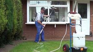 Window Cleaning Window Cleaning Tips Diy Water Fed Pole Trolley Youtube