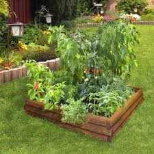 above ground vegetable garden how to make a raised bed garden