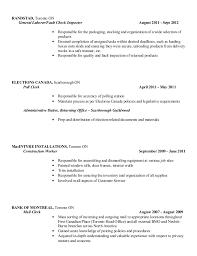 Hard Copy Of Resume Ken Radcliffe U0027s Good Copy Resume
