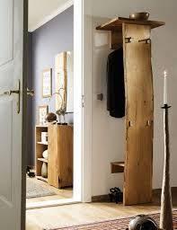 designer garderoben wandgarderobe diy garderobe aus rustikalem holz bretter mit haken landhaus