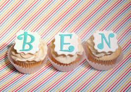 monogram cupcake toppers fondant cupcake toppers monogram initial number age fondant