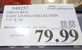 Costco Indoor Outdoor Rugs Easy Living Indoor Outdoor Rug Stunning 7 10 X12 Torello Ivory