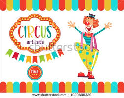 wedding invitation clown birthday greeting card vector show clowns 20 best circus images on image vector kids and