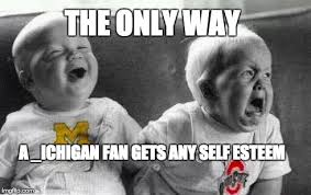 Michigan Football Memes - michigan football imgflip
