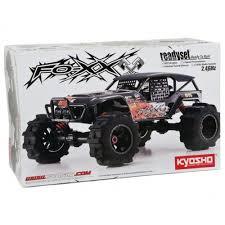 fo xx nitro readyset 1 8 scale monster truck syncro 2 4ghz