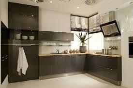 mur cuisine aubergine cuisine grise et aubergine 3 cuisine gris anthracite 56 id233es