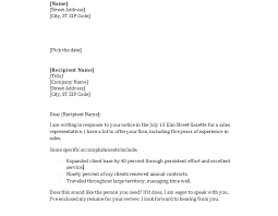 Cover Letter Resume Simple how to write a simple cover letter for resume adriangatton