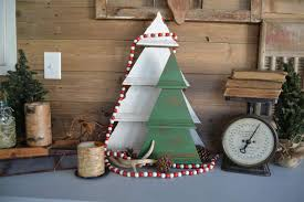 rustic christmas diy rustic christmas tree decoration my creative days