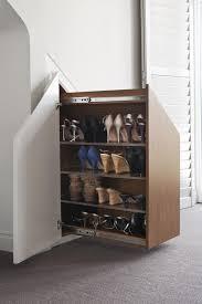 innovative hidden under stairs storage showing cabinets storage