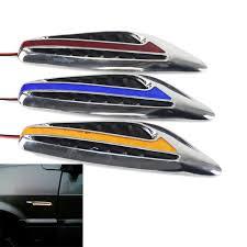 car led lights for sale 2pc steering light fender side l sale dc12v blade shape auto