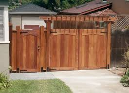 The  Best Wooden Gate Designs Ideas On Pinterest Fence Gate - Backyard gate designs