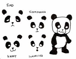 kid sketches panda sketching pages kids u0027 activity for a rainy