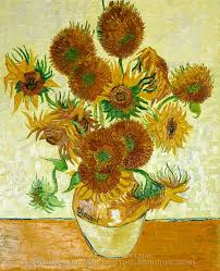 Vase Of Sunflowers Van Gogh Still Life Paintings Of Flowers Art U0026 Culture