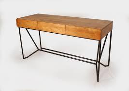 Industrial Writing Desk by Industrial Desks Custom Office And Computer Desks Custommade Com