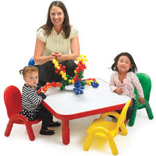 Toddler Table Chair Angeles Corporation Product Showcase Baseline Table U0026 Chair Sets