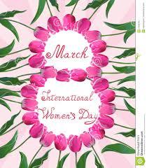 flowers international international womens day stock vector illustration of illustrated