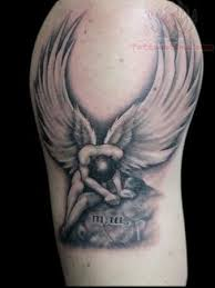 guardian on bicep tattooshunt com
