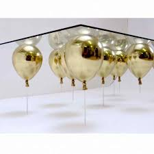 limited edition coffee table by gold balloons decoholic