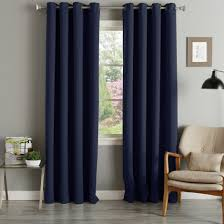 Eclipse Grommet Blackout Curtains 28 95 Blackout Curtains 2 Panels Gold Room Darkening Lined