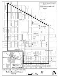 community redevelopment agency u2013 city of high springs
