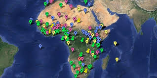 Africa Map Games by The War In Africa The U S Military Won U0027t Admit It U0027s Fighting