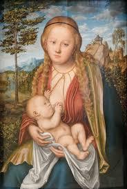 31 beautiful paintings of nursing the baby jesus churchpop