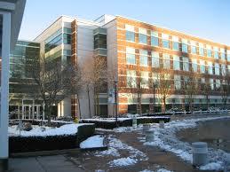 Redmond Campus File Microsoft Campus Ice And Slush Jpg Wikimedia Commons