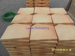 customized fire clay brick refractory insulating firebricks for