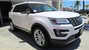 cars ford 2016 ford explorer lake elsinore ford new car special youtube