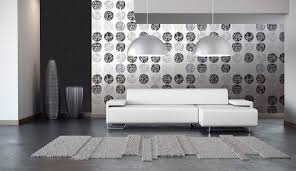 tapisserie pour bureau tapisserie pour salon design duintrieur de maison moderne idees