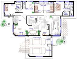 Modern Floor Plans Australia 5 Bedroom 3 Bathroom House Plans Australia Nrtradiant Com