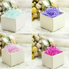 present tissue paper buy 100g colorful shredded tissue paper gifts box