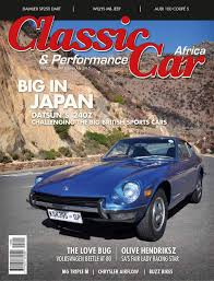 Wildfire Band Nuneaton by Classic U0026 Performance Car Africa June July 2015 By Classic