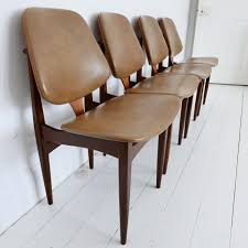 sold elliotts of newbury eon mid century modern teak dining