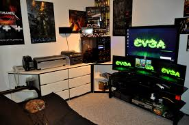 bedroom licious the ultimate gaming couch table setup rift