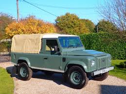 classic land rover used green land rover defender for sale essex