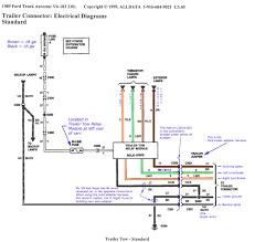 wiring diagrams trailer brake diagram 7 way beautiful car wire
