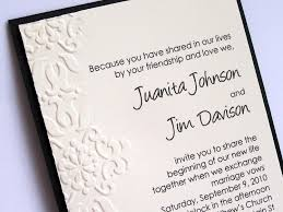 wedding invitation wording casual invitations proper wording of wedding invitations wedding