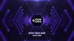 react tunnel music visualizer download videohive 11934574