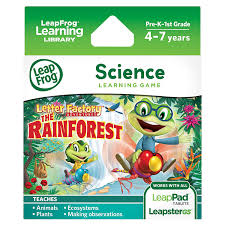 amazon com leapfrog learning game letter factory adventures the