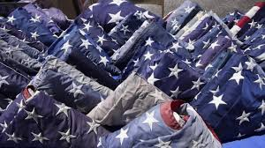 How To Dispose An American Flag 12 Year Old Retires 679 Flags For Eagle Scout Project