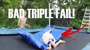 Best Backyard Trampoline by Ryan Malloy Viyoutube Com