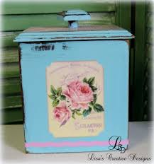 pink canisters kitchen before and after vintage canister makeover