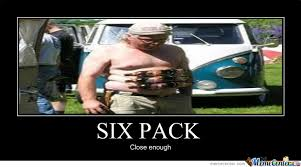 Six Meme - six pack by creepist meme center