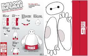 big hero 6 coloring pages activity sheets printables