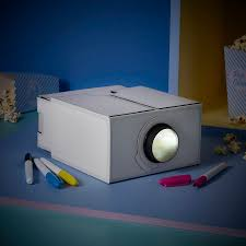white smartphone projector by luckies notonthehighstreet com