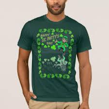 st patricks day t shirts u0026 shirt designs zazzle uk