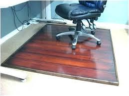 Computer Desk Floor Mats Office Floor Mats Floor Mat For Office Chair On Carpet