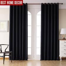 Window Treatments For Living Room Online Get Cheap Cotton Window Treatments Aliexpress Com