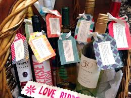 wine basket ideas gift basket ideas a bay decorating wine